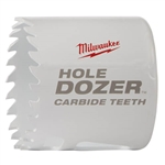 Milwaukee 49-56-0720 2 in. Hole Dozer Carbide Hole Saw