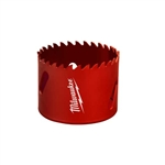 "Milwaukee 2-7/8"" Carbide Tooth Hole Saw"
