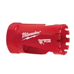 Milwaukee 49-56-5615 Diamond Plus Hole Saw 1-1/8""