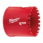 Milwaukee 49-56-5645 Diamond Plus Hole Saw 2""