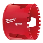 Milwaukee 49-56-5660 Diamond Plus Hole Saw 2-1/2""