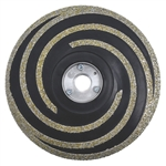 "Milwaukee 5"" Diamond Grinding Wheel Medium 49-93-6994"