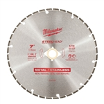 "Milwaukee 49-93-7820 7"" STEELHEAD Diamond Cut-Off"