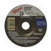 Milwaukee 49-94-5020 5 x 1/4 x 7/8 in. Grinding Wheel 10 Pack