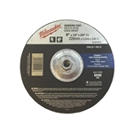 Milwaukee 49-94-9015 Grinding Disc 9 X 1/8 X 5/8-11 Pack Of 10