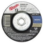 Milwaukee 49-94-9025 Grinding Disc 9 X 1/4 X 5/8-11 Pack Of 10
