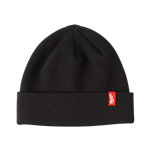 Milwaukee 503B Cuffed Beanie Black