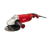 "6088-31 Milwaukee 7"" Large Angle Grinder (Non Lock-on)"