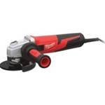 "Milwaukee 6117-33 13 Amp 5"" Small Angle Grinder (Slide, Lock-On)"