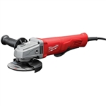 "Milwaukee 6142-30 4-1/2"" Small Angle Grinder Lock-On"