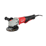 Milwaukee 6143-31 11 Amp 4-1/2 - 5 in. Braking Small Angle Grinder Paddle No-Lock