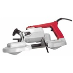 Milwaukee 6226 Portable Electric Band Saw with Case 6.5 Amp