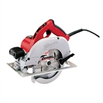 Milwaukee 6391-21 7-1/4 Inch Circular Saw Left Handed With Case