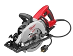 "Milwaukee 6577-20 7-1/4"" Worm Drive Circular Saw with Twist Plug"