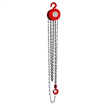 Milwaukee 9771-20 15 ft. 1 Ton Chain Hoist