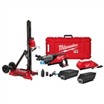 Milwaukee MXF301-2CXS MX FUEL Handheld Core Drill Kit with Stand