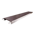 MetalTech M-MPP1019AS 10ftx19in. Aluminum Platform