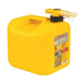 No Spill Inc. 7106645 5 Gal Yellow No Spill Diesel Can