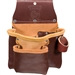 Occidental Leather 5017 2 Pouch Pro Tool Bag