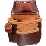 Occidental Leather 5018LH 2 Pouch Pro Tool Bag - Left Best Tool Belt Systems Made in America