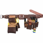 Occidental Leather 5036 XL Leather Pro Electrician Set Best Tool Belt Systems Made in America