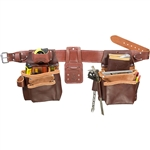 Occidental Leather 5080LH SM Pro Framer Package - Left Best Tool Belt Systems Made in America