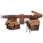 Occidental Leather 5087LH XXXL Framing Set - Left Handed Best Tool Belt Systems Made in America