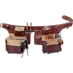 Occidental Leather 5191 SM Pro Carpenter's 5 Bag Assembly Best Tool Belt Systems Made in America