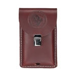 Occidental Leather 5328 Clip-On Leather Phone Holster Large