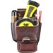Occidental Leather 5523 Clip-On 4 in 1 Tool/Tape Holder  Best Tool Belt Systems Made in America