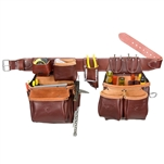 Occidental Leather 5530 Stronghold Big Oxy Set Best Tool Belt Systems Made in America