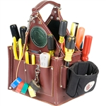 Occidental Leather 5585 Stronghold Journeyman's Tote Best Tool Belt Systems Made in America