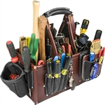 Occidental Leather 5588 Stronghold Master Carpenter Case Best Tool Belt Systems Made in America