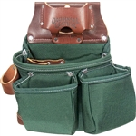 Occidental Leather 8018DBLH OxyLights 3 Pouch Tool Bag Left Best Tool Belt Systems Made in America