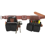 Occidental Leather 8086 XXL OxyLights Ultra Framer Best Tool Belt Systems Made in America