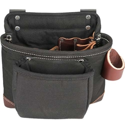 Occidental Leather 8517 Clip-On Carpenter Tool Bag Best Tool Belt Systems Made in America