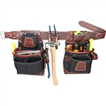 Occidental Leather 8580 M FatLip Tool Bag Set  Best Tool Belt Systems Made in America