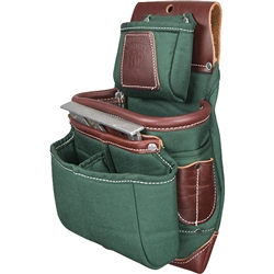 Occidental Leather 8583LH Heritage FatLip Fastener Bag - Left Best Tool Belt Systems Made in America