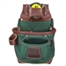 Occidental Leather 8584LH Heritage FatLip Tool Bag - Left Best Tool Belt Systems Made in America