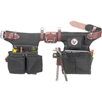Occidental Leather 9515LH Adjust-to-Fit OxyLight Framer - Left Handed Best Tool Belt Systems Made in America