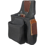 Occidental Leather 9520LH OxyFinisher  Fastener Bag - Left Handed Best Tool Belt Systems Made in America