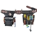 Occidental Leather 9596  Adjust-to-Fit Industrial Pro Electrician   Best Tool Belt Systems Made in America