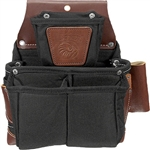 Occidental Leather B8064 OxyLights Fastener Bag with Double Outer Bag Best Tool Belt Systems Made in America