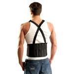 Occunomix 611 Mustang Back Support with Suspenders