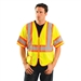 Occunomix LUX-HSCLC3Z Classic Mesh Two-Tone Class 3 Safety Vest