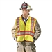 Occunomix LUX-PSF Premium Solid Public Safety Fire Vest