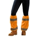 Occunomix LUX-SG-O Shinguard One Size Fit Most-Orange