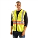 Occunomix LUX-SSG2TZ Solid Two-Tone Expandable Safety Vest