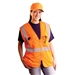 Occunomix LUX-SSGCS Surveyor Mesh Safety Vest