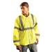 Occunomix LUX-WBEC-YL L Occulux Windbreaker: Yellow